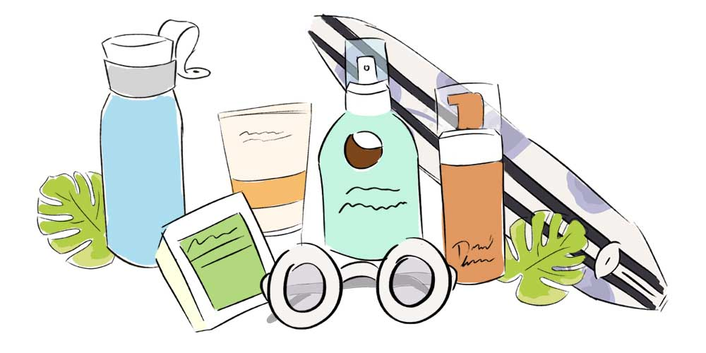 How to pack for the conscious traveler